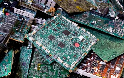Asia gains tremendous amounts of 'e-waste'