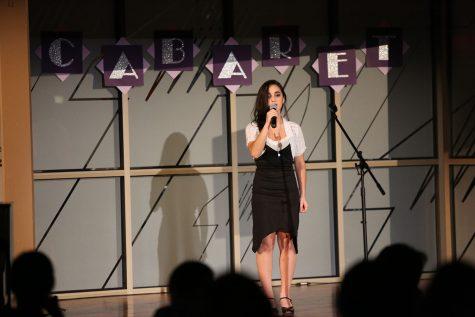 Cabaret celebrates choir members