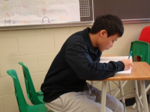 Mathematicians participate in OCTM