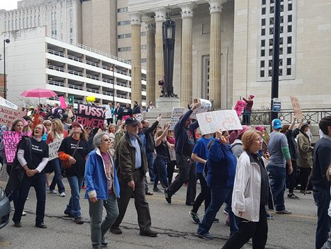 Q&A with Cincinnati Women's March Organizer Billie Mays (Part 1)