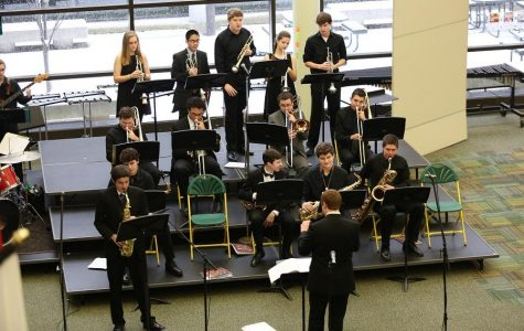 Musical groups attend district competition