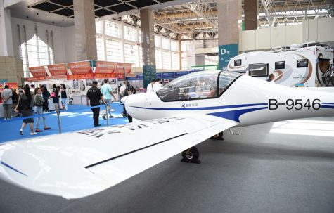 Electric air taxi ideas start soaring