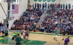 Aves- Student vs Staff basketball game
