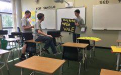 Latin Club represents at Ohio Junior Classical League