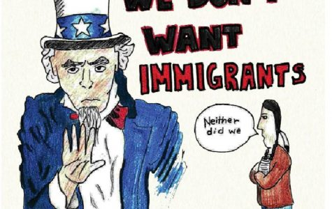 April Staff Editorial: Immigration is about people
