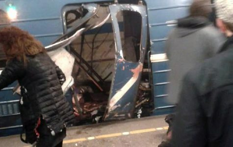 St. Petersburg suffers bombing at metro
