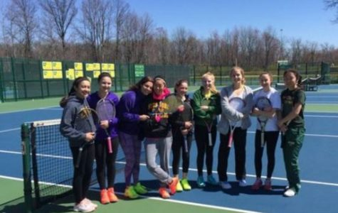 How much do you know about varsity Sycamore girls tennis?