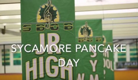 Sycamore Pancake Day