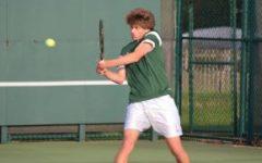 Varsity Gold tennis wins Coaches' Classic