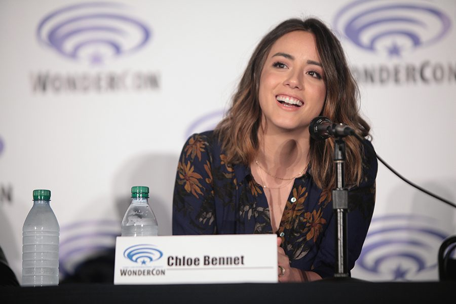 ENOUGH.+Chloe+Bennet+speaks+out+against+criticism+over+her+name+change.+Bennet+believes+that+changing+her+name+from+Wang+to+Bennet+helped+her+acting+career.+Despite+media%E2%80%99s+beliefs%2C+she+is+proud+of+her+Chinese+heritage.