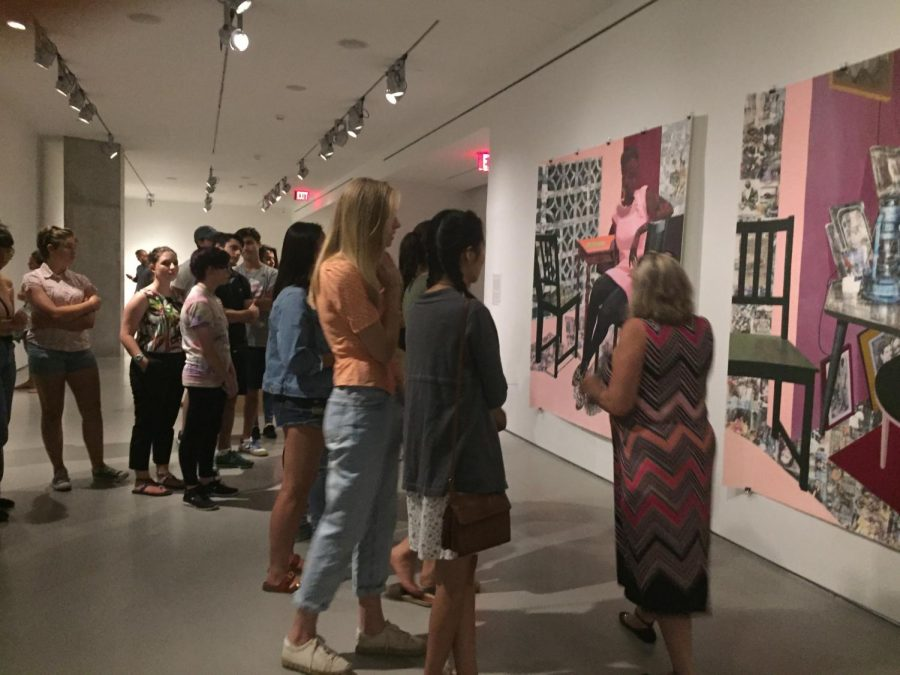 EXPLORE.+AP+Art+students+tour+Contemporary+Art+Center+on+their+first+field+trip+of+the+year.+They+have+also+visited+the+museum-hotel+C21+and+the+Taft+museum+and+will+be+going+to+a+local+artist%E2%80%99s+studio+before+visiting+the+Taft+once+again.+%E2%80%9CThere+may+be+other+field+trips+planned+for+the+future+so+that+all+the+students+can+experience+a+variety+of+settings%2C%E2%80%9D+said+Mrs.+Kathy+Ferguson%2C+AP+art+teacher.