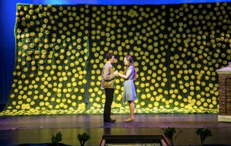 """DAFFODILS. Last year's spring production was """"Big Fish."""" The cast was comparable in size to that of"""