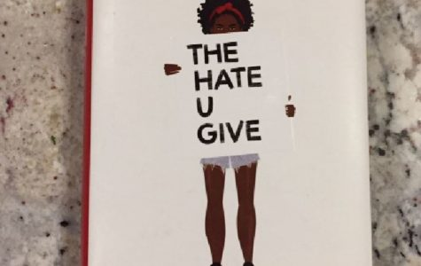 """""""The Hate U Give"""" was a #1 New York Times best-selling novel. It has been on the list for 44 weeks. John Green, the author of """"The Fault in Our Stars,"""" describes the novel as """"stunning, brilliant, [and] gut-wrenching… a classic of our time."""""""