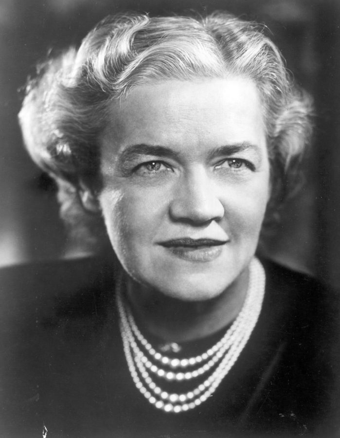 TRAILBLAZER.+As+an+important+political+figure+in+the+20th+century%2C+Margaret+Chase+Smith+furthered+the+identity+of+women+and+government.+She+was+the+first+woman+to+serve+in+both+houses+of+Congress+and+maintained+a+solid+career+in+politics.+Her+%E2%80%98Declaration+of+Conscience%E2%80%99+impacted+groups+and+individuals+with+ideas+that+are+constantly+denied+spotlight+and+support.+