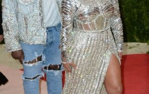 FASHION FORWARD. Kim Kardashian-West and husband Kanye West pose at the 2016 Met Gala. Kanye West is a music artist and fashion designer. Kim wears his designs often, giving them more momentum to become a trend. This is especially evident with the clear plastic boots that appeared in one of his Yeezy collections.
