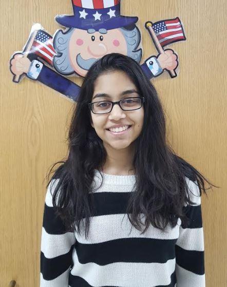 Neha Sunil, 11