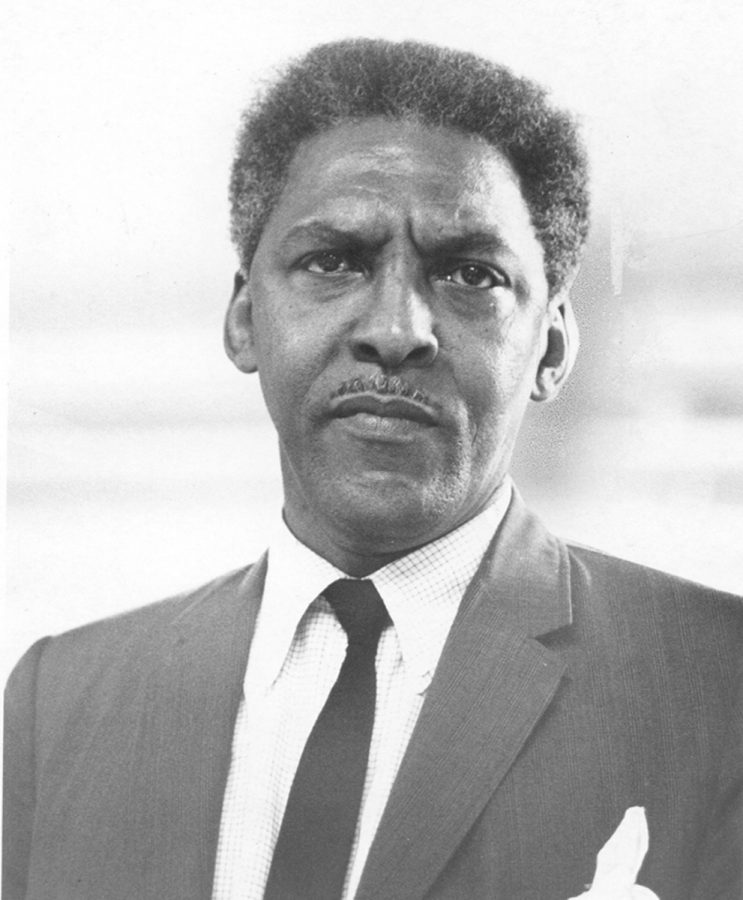 PLAN IT. Bayard Rustin was the central organizer of the March on Washington, which he only had two months to put it all together. Around 250,000 people gathered at the Lincoln Memorial, the event was for jobs and freedom.