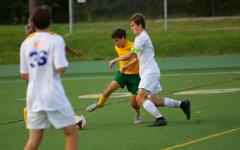 JV boys soccer closes season
