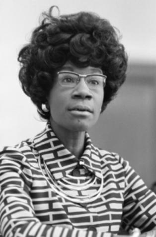 Shirley Anita Chisholm