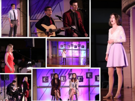 "Ave's choir pulled out all of the stops for the 2019 Cabaret show. According to aveschoir.org, ""This event showcases the solo, duet, and small ensemble vocal performers from the talented Choral Program."" Cabaret was sponsored by the Sycamore Vocal Boosters Association. Auditions were necessary to participate from Cabaret. Senior Anna Enriquez participated in Cabaret this year. ""I've been in Cabaret for all of my four years of high school and I have enjoyed it more and more every year. It's a very relaxing evening filled with lots and lots of talent. I loved getting closer to people in choir and discovering so many unique aspects of everyone,"" Enriquez said."