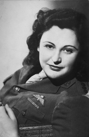 BRAVERY. Nancy Wake displayed bravery and courage in WW2 when she served as a secret agent. She smuggled goods and refugees to safety out of the good of her heart. She is truly a wonderful woman and a great role model of character.