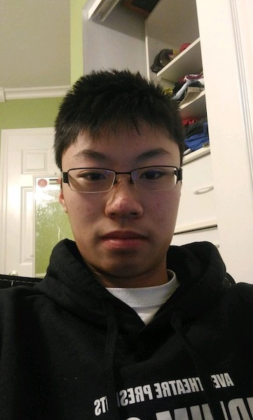 Teddy Weng, 12