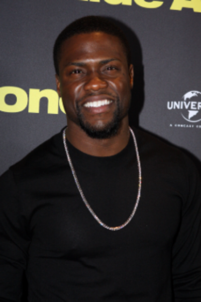 ALWAYS AN UPSIDE. Before meeting Dell (played by Kevin Hart in the film), his caretaker, Phillip struggled to see any purpose remaining in his life after an accident resulting in paralysis and his wife dying of cancer. Dell was the game changer, and gave Phillip a new reason to live.