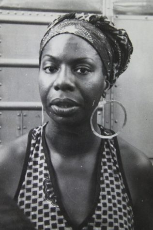 FEELING GOOD. Legendary performer Nina Simone in 1969. During this period of her life, Simone worked with RCA Records, a stay that produced an expanse of work including covers of and nods to work by artists like the Beatles, the Bee Gees, Bob Dylan, and Leonard Cohen.