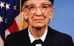 MAKING THE PATH. Grace Hopper was a large contributor to the fields of math and physics as well as the naval reserve. Her work paved the way for future generations of women to work in these fields as well as paving the way for the technology we enjoy today.