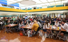 A FUN NIGHT. Students and staff alike gathered to enjoy the trivia night. The event ended at roughly 8 p.m.