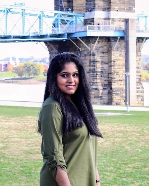 Anushri Menon, 12