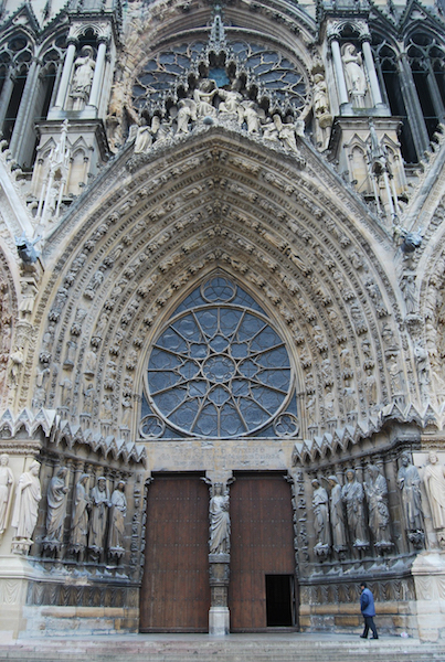 """TROUBLE AT THE CATHEDRAL. On Monday the Notre Dame Cathedral caught fire. The citizens are taking action by supporting the reconstruction as well as donating money to the cause. """"Nothing at this stage suggests a voluntary act,"""" said Rémy Heitz, Paris prosecutor."""