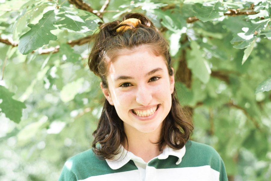 Lydia Masset: Web Editor