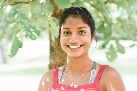 Harsitha Kalaiarasan: Design Editor