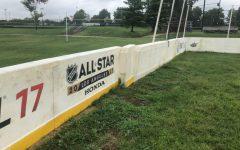 SHS lacrosse team rebuilds box arena