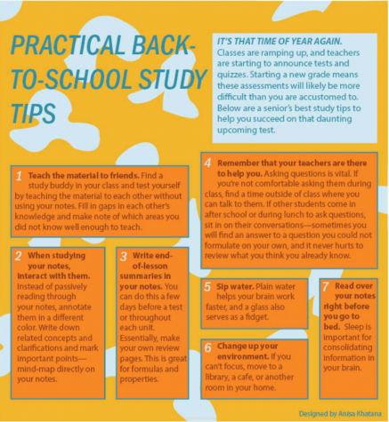 Practical back-to-school study tips