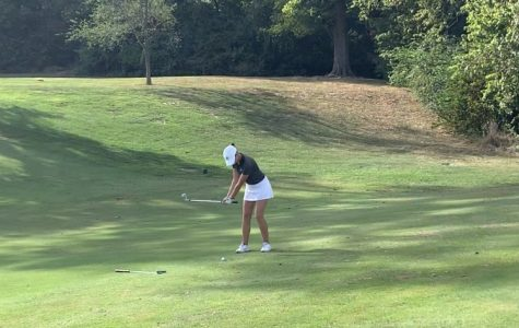 Golf spotlight: Audrey Simons, 12