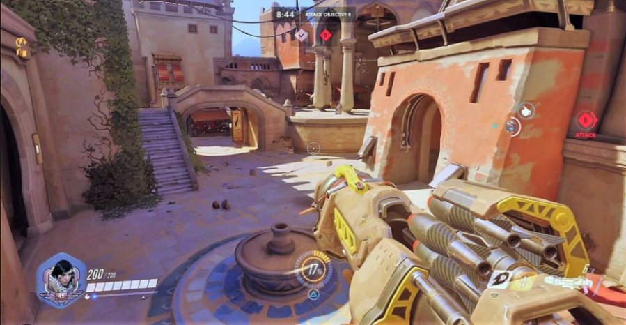 OVERWATCH+2.+After+the+popularity+of+the+video+game%2C+Overwatch%2C+Blizzard+came+out+with+the+sequel+Overwatch+2.+Announced+at+Blizzcon%2C+the+sequel+seeks+to+add+a+story+mode%2C+and+expand+upon+the+lore+that+Blizzard+has+been+building+up+for+the+Overwatch+universe+over+the+past+few+years.