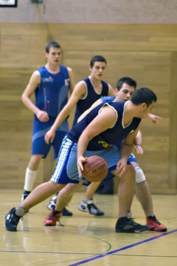 LIFE IS A COURT. According to an article by Project play, 71 percent of children between the ages of six and twelve, play either an individual or team sport. Exposing children to regime implemented activities can lead to more character development and acts as a sort of occupation before jobs are available.