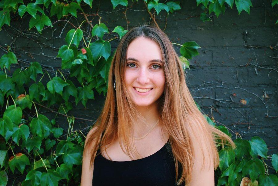 Danielle Hershenson: Staff Writer