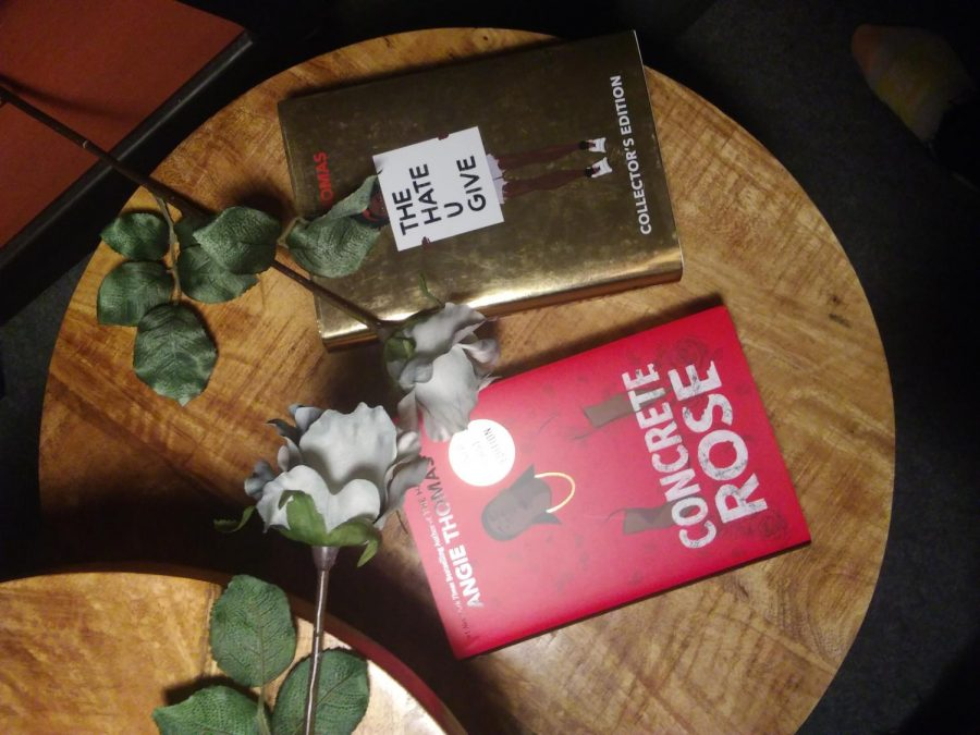 POIGNANT PREQUEL. Concrete Rose, Angie Thomas' third novel and prequel to The Hate U Give, was released this past January and Angie Thomas' fans are pleased to see the backstory of Maverick Carter executed so well.
