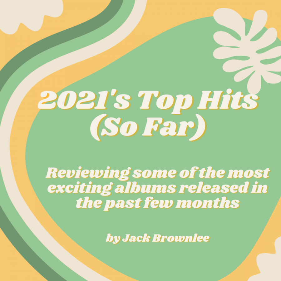NEW MUSIC. Are your playlists getting a bit stale or do you need some new albums to listen to? Here are three great albums released this year that might do the trick.