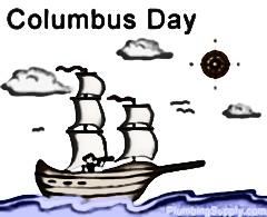 '1492 Columbus sailed the ocean blue…' so what