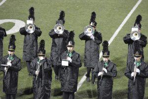 Marching Band closes season