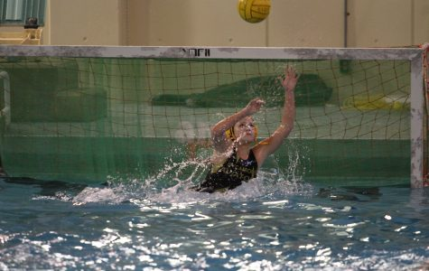 Water polo sound slide