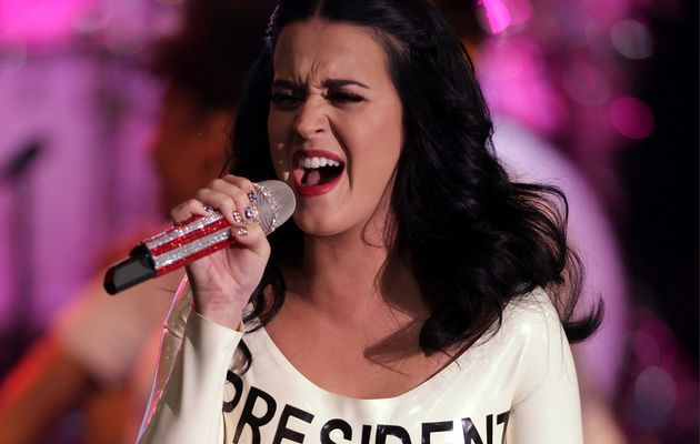 """The famous pop singer, Katy Perry, has just come out with her new album, """"Prism"""". The album features slow and lyrical songs that are very meaningful. On the other hand, they also feature very fast and uplifting songs that make you want to dance! Photo Courtesy: AltaVista"""