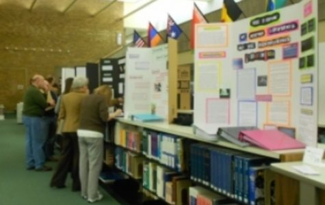 Scientists continue presentations at District Science Fair