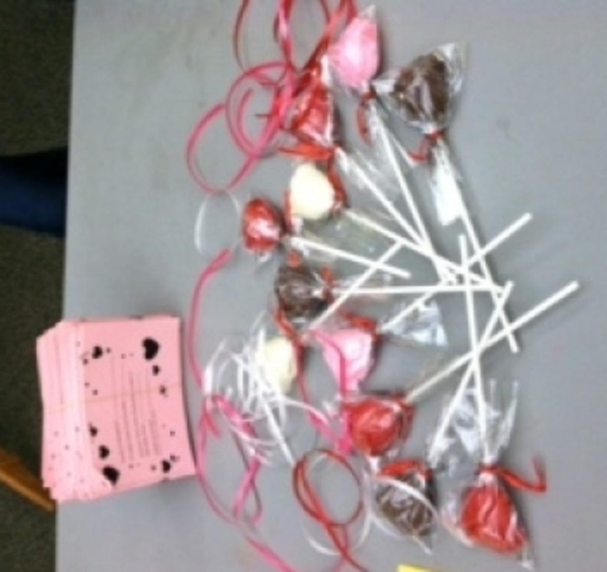 Chocolate Roses spread love