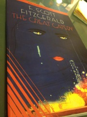 In most 11th grade English classes, are currently reading F. Scott Fitzgerald's classic, The Great Gatsby. With the movie having come out last year, quick comparisons are being made. After finishing the novel, students will begin Research Projects. Photo courtesy of Alex Wittenbaum.