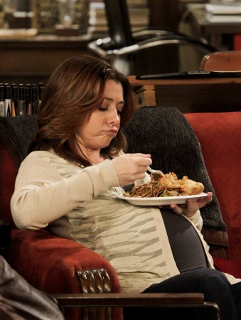 """Alyson Hannigan plays the one of the main characters, Lily, on the show. Lily's character is married to Marshall since season two. Hannigan also starred in the movie """"American Pie."""" Photo by: MCT Direct."""